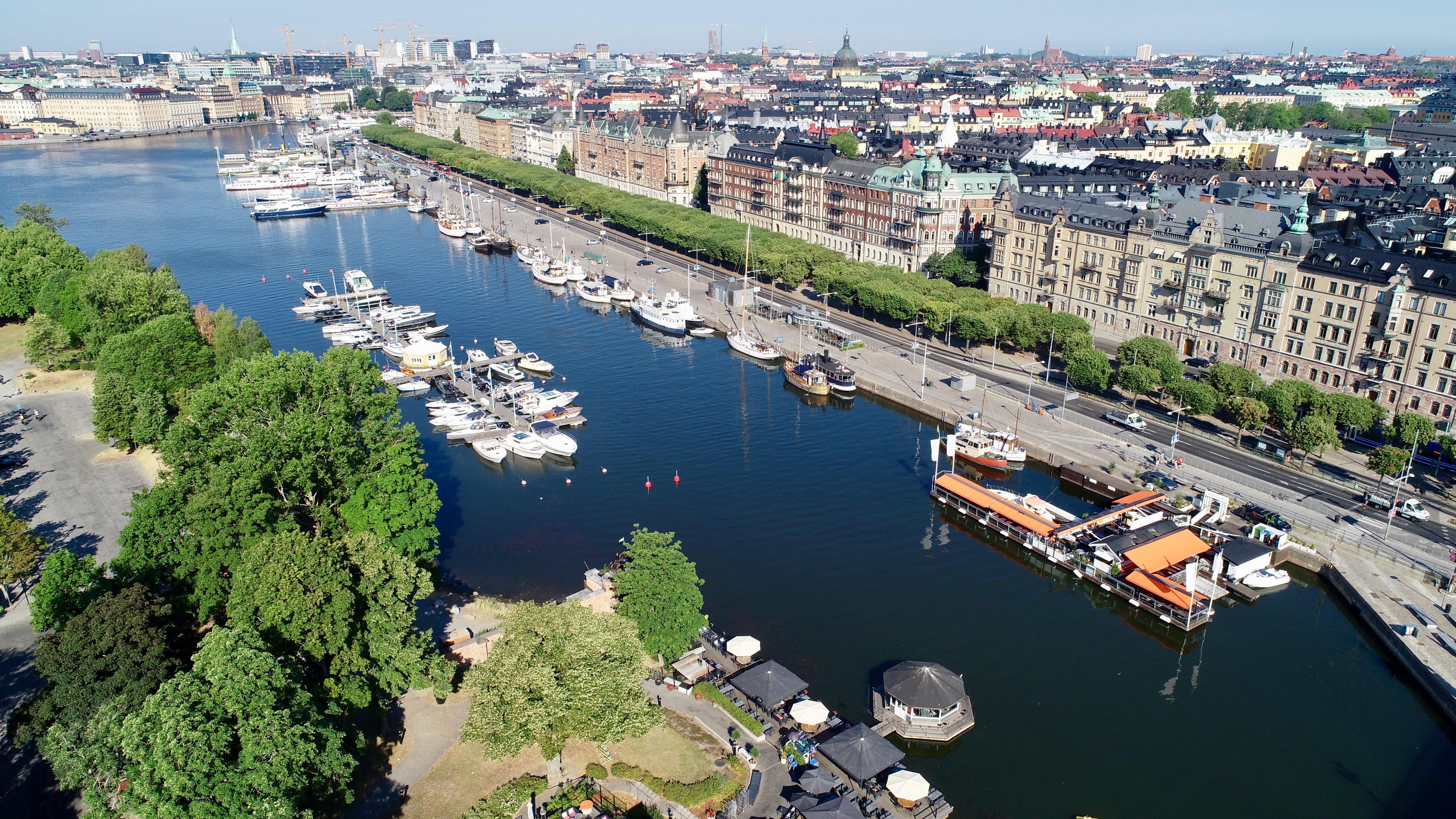 Strandvägen, Stockholm - Est. 1998 - @strandvagen - strandvagen.com