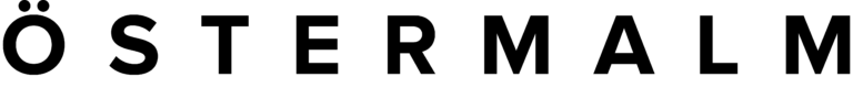 Logo Östermalm, Stockholm - Est. 1998 - @ostermalm - ostermalm.com