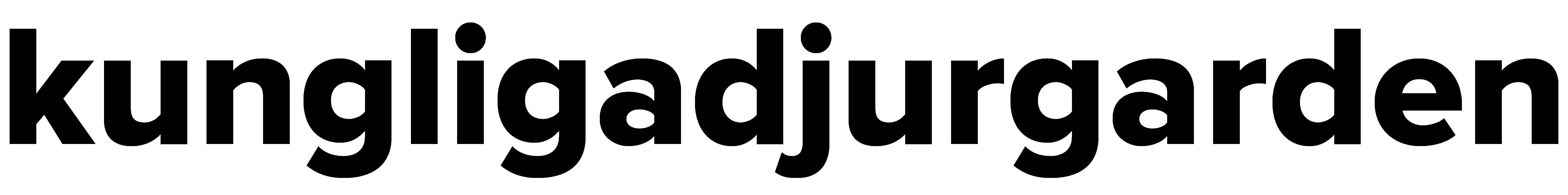 Logo kungligadjurgarden - Kungliga Djurgården - En av världens vackraste stadsparker. - @kungligadjurgarden - kungligadjurgarden.com