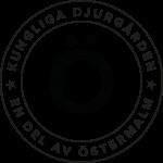 Logo Kungliga Djurgården - en del av Östermalm - @ostermalm - ostermalm.com - @kungligadjurgarden - kungligadjurgarden.com