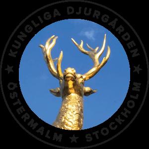 Logo Kungliga Djurgården, Östermalm, Stockholm - En av världens vackraste stadsparker - @kungligadjurgarden - kungligadjurgarden.com - Kungliga Djurgården en del av Östermalm - @ostermalm - ostermalm.com
