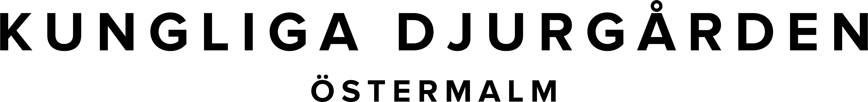 Logo Kungliga Djurgården, Östermalm - @kungligadjurgarden - kungligadjurarden.com
