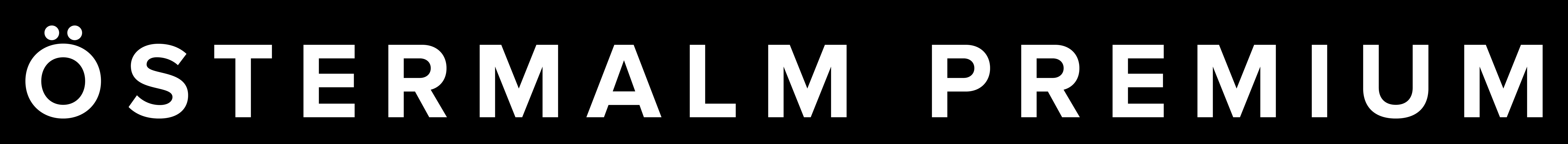 Logo Östermalm Premium - @ostermalm - ostermalm.com