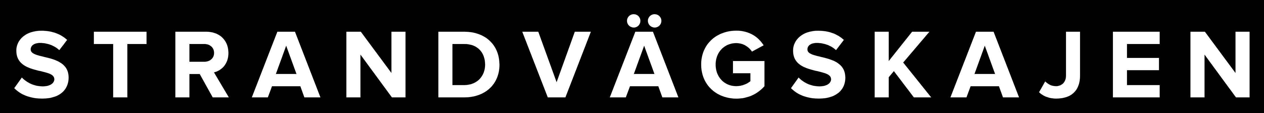 Logo Strandvägskajen - @strandvagskajen - strandvagskajen.se