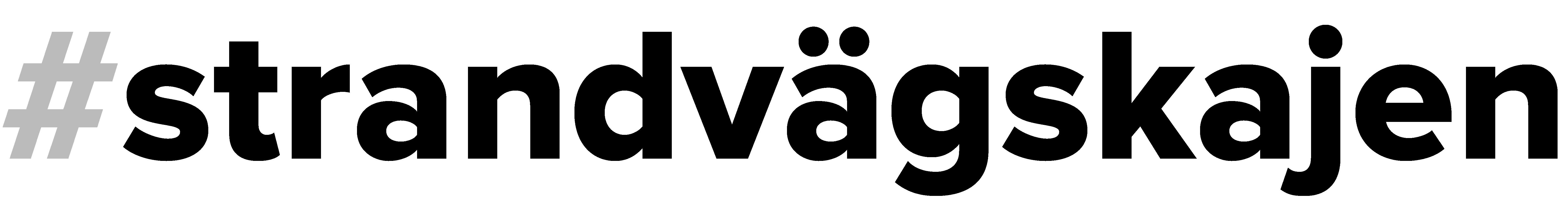 Logo #strandvägskajen