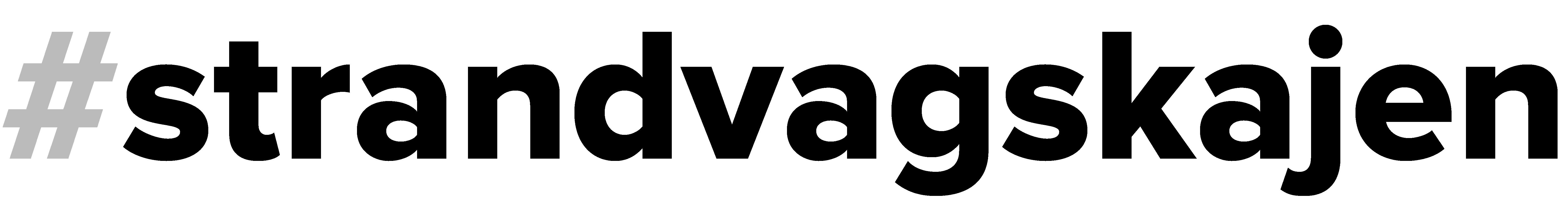 Logo #strandvagskajen